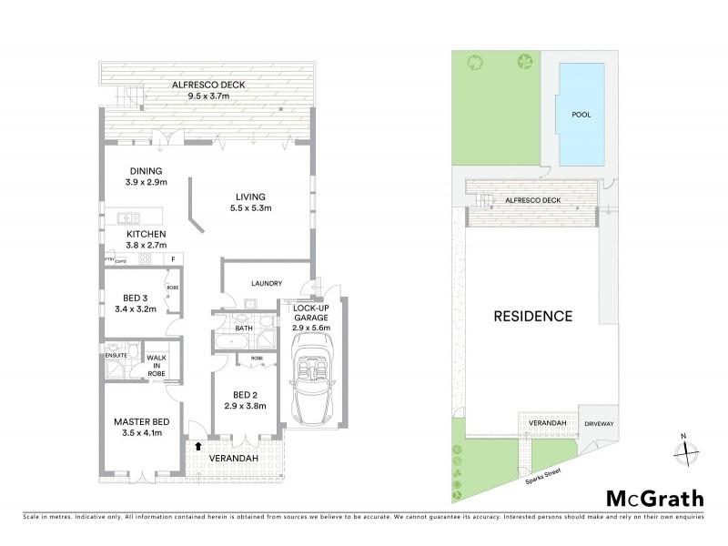 63 Sparks Street, Mascot NSW 2020 Floorplan
