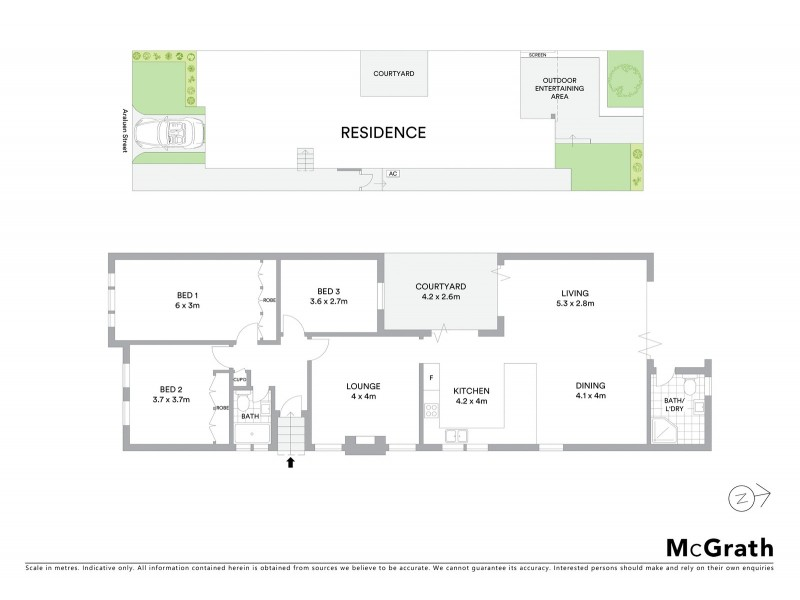 24 Araluen Street, Kingsford NSW 2032 Floorplan
