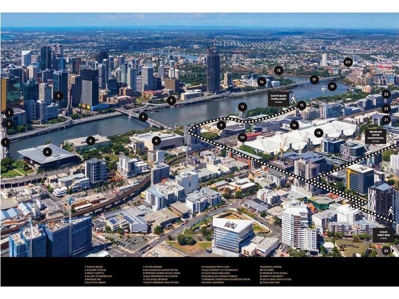 306/7 Manning Street, South Brisbane QLD 4101