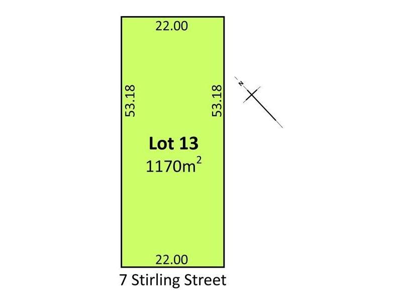 Lot 13, 7 (Lot 13) Stirling Street, Milang SA 5256