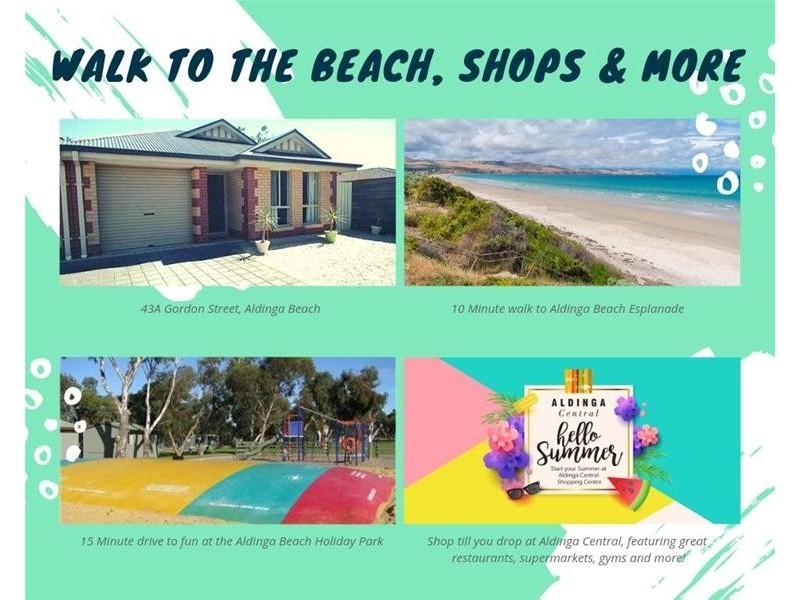 43A Gordon Street, Aldinga Beach SA 5173