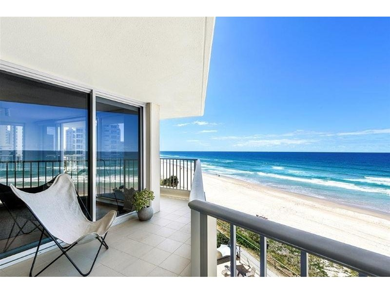 7A 'Beachside Tower' 3545 Main Beach Parade, Main Beach QLD 4217