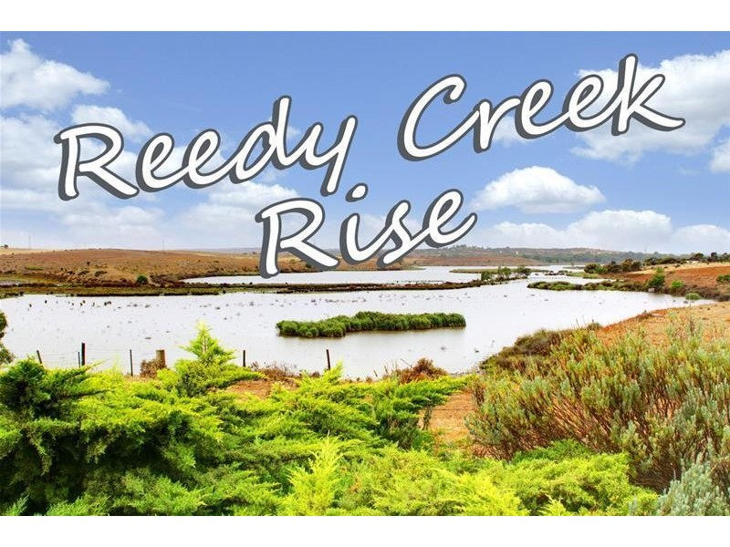Lot 57 'Reedy Creek Rise' Caloote Road, Caloote SA 5254