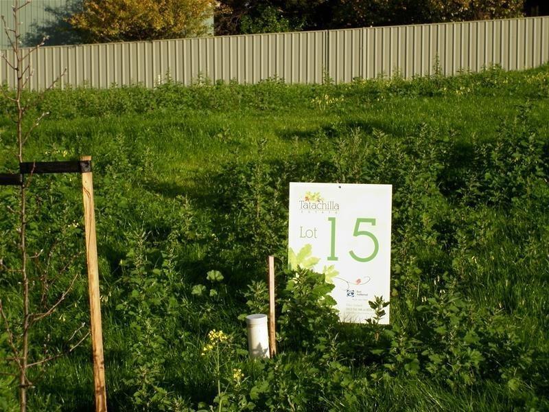 Lot 15 Hyland  Rise, Mclaren Vale SA 5171