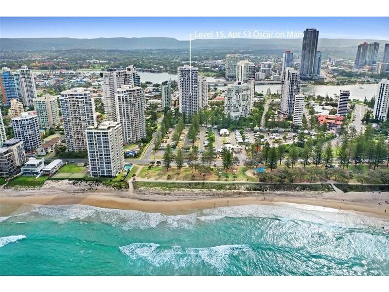 'OSCAR ON MAIN' 1  Hughes Avenue, Main Beach QLD 4217