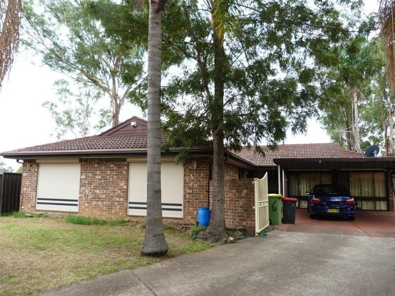 6 Bootle Place, Cranebrook NSW 2749