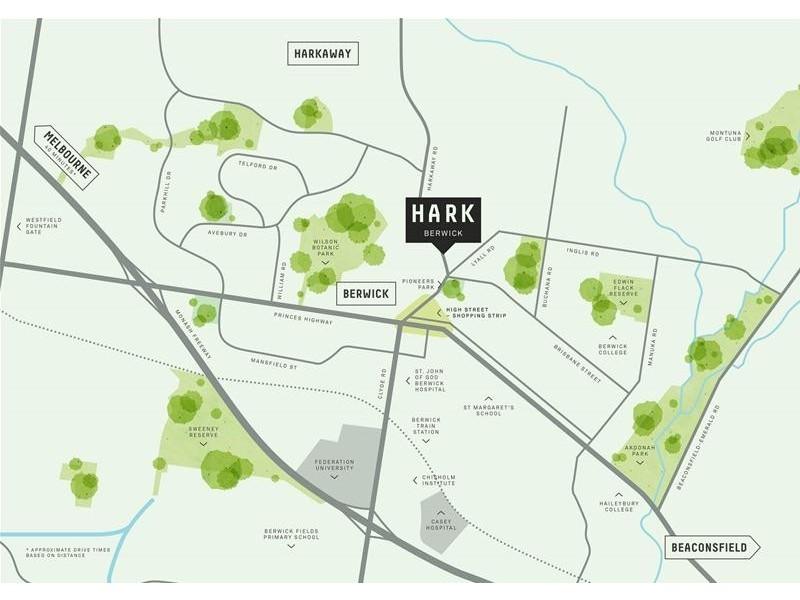 25/16 Harkaway Road, Berwick VIC 3806