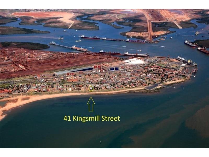 1/41 Kingsmill Street, Port Hedland WA 6721