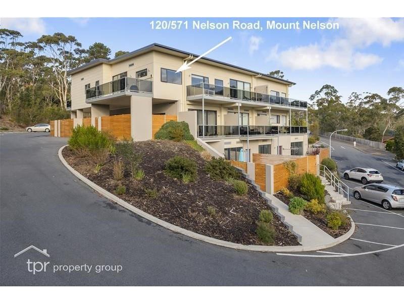 120/571 Nelson Road, Mount Nelson TAS 7007