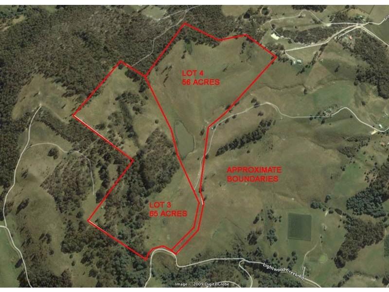 LOT 4 Lightwood Creek Road, Glen Huon TAS 7109