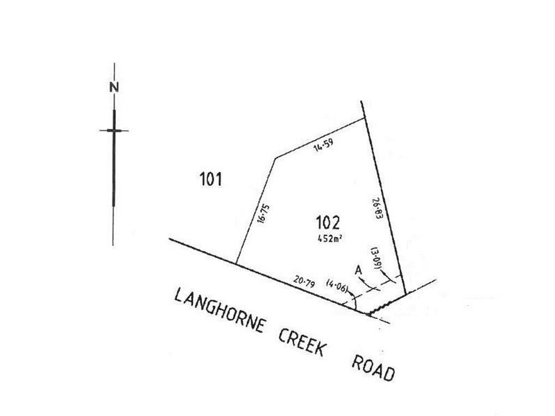 Lot 102 Langhorne Creek Road, Strathalbyn SA 5255