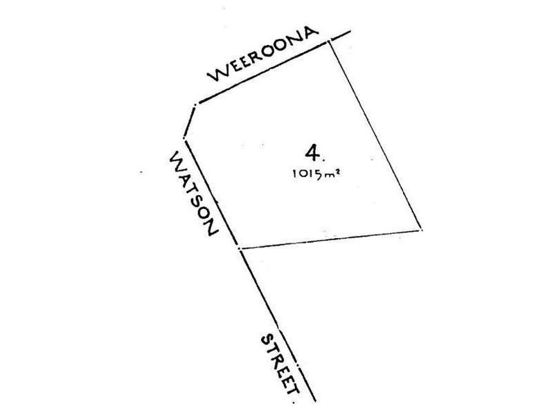 Lot 4 Weeroona Drive, Milang SA 5256
