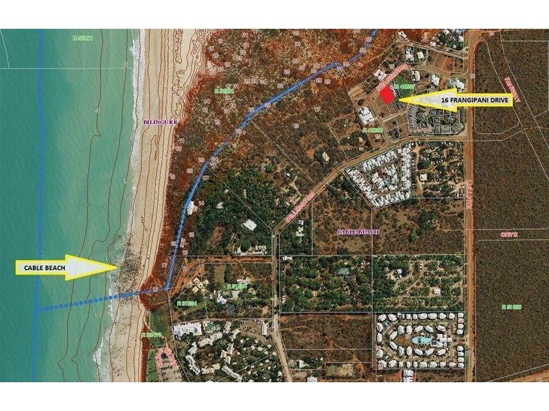 Lot 15, 16 Frangipani Drive, Cable Beach WA 6726