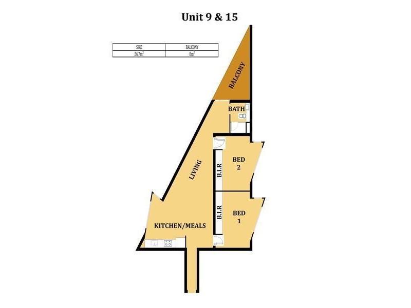 7/9 McFarlane Crescent, Dandenong VIC 3175