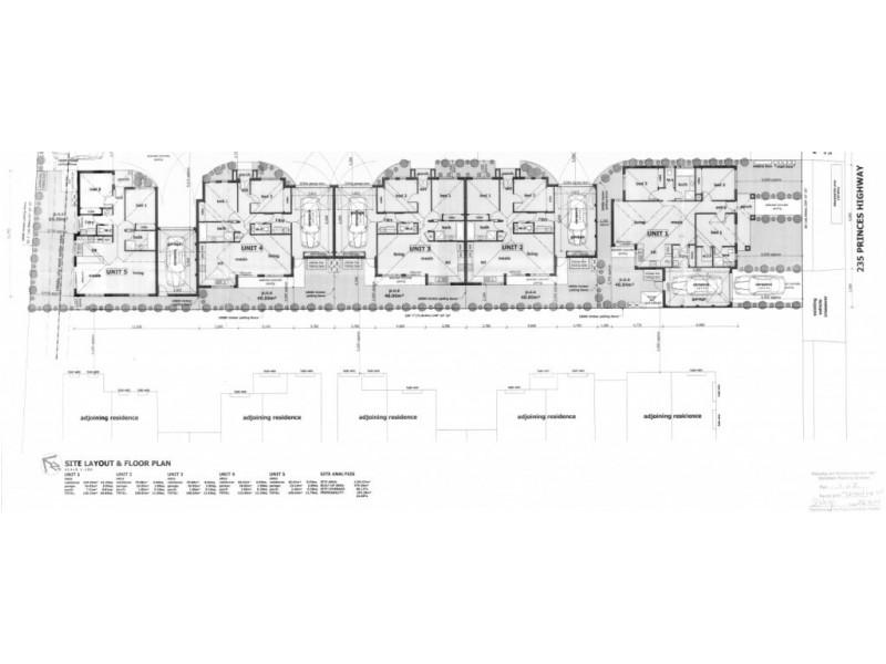 235-237 Princes Highway, Werribee VIC 3030 Floorplan