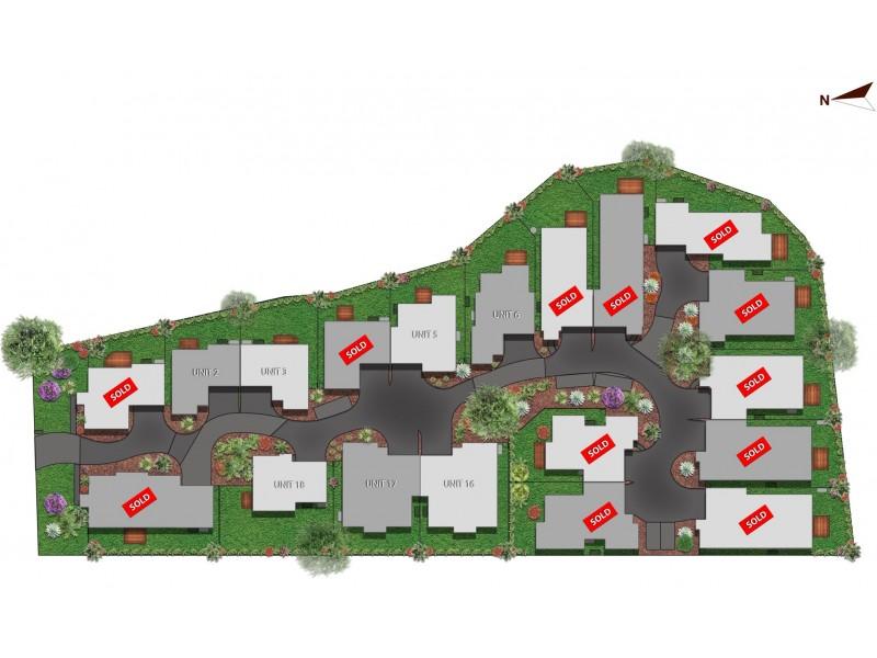 9-13 Holloway Road, Croydon North VIC 3136 Floorplan