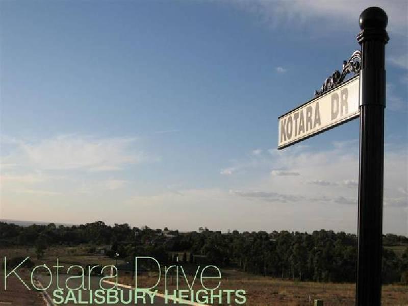 Kotara Drive (off Green Valley Drive) - Lot 104 to Lot 112, Salisbury Heights SA 5109