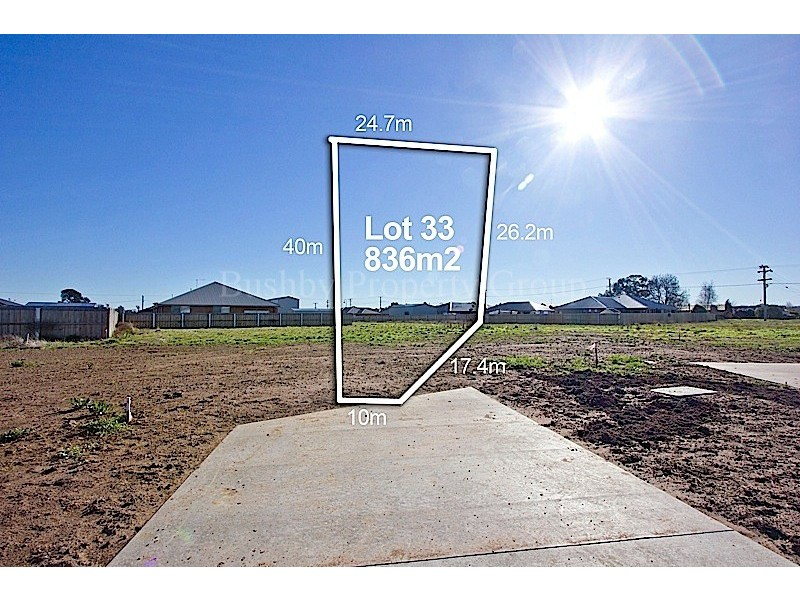 Lot 33,  Lach-Dar Court, Longford TAS 7301