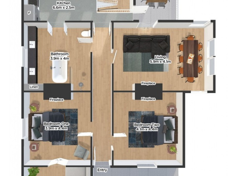 34 Welman Street, Launceston TAS 7250 Floorplan