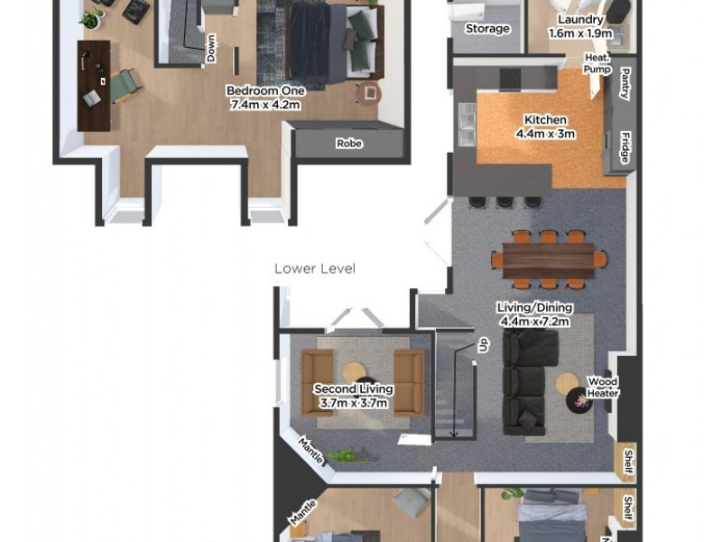 16 Elphin Road, Launceston TAS 7250 Floorplan