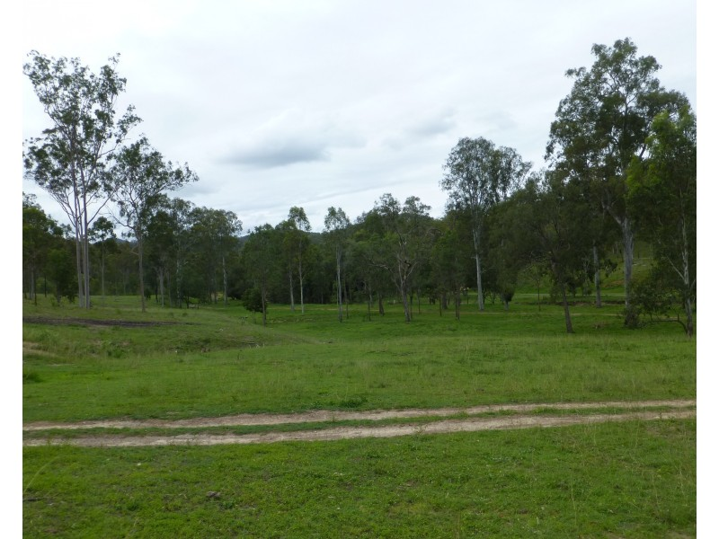 Lot 60,  YARRABINE ROAD, Gigoomgan QLD 4620