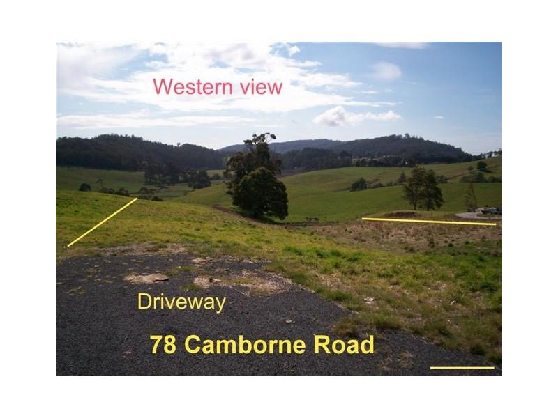78 Camborne Drv., Acacia Hills TAS 7306