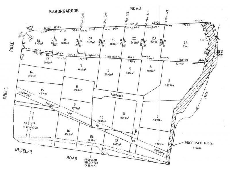 Lots 4 &5 Wheeler Road, Maryknoll VIC 3812