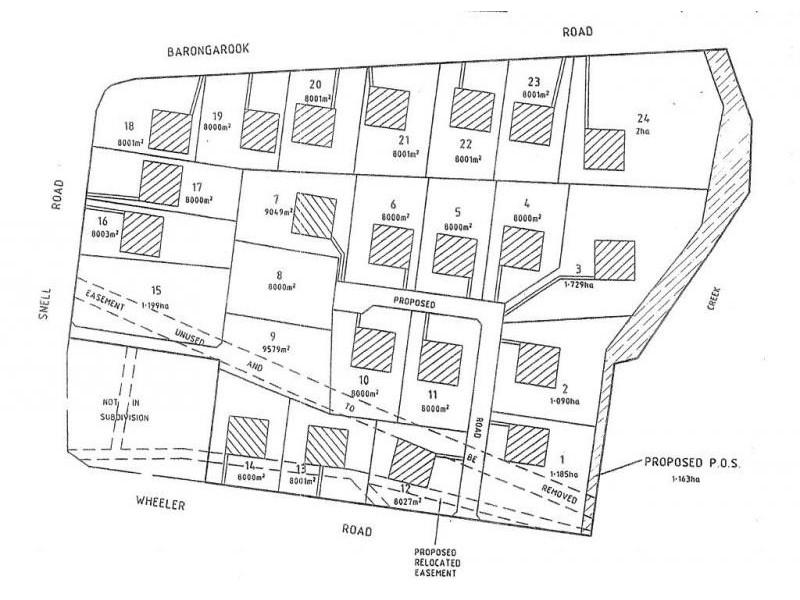 Lots 10-12 Wheeler Road, Maryknoll VIC 3812