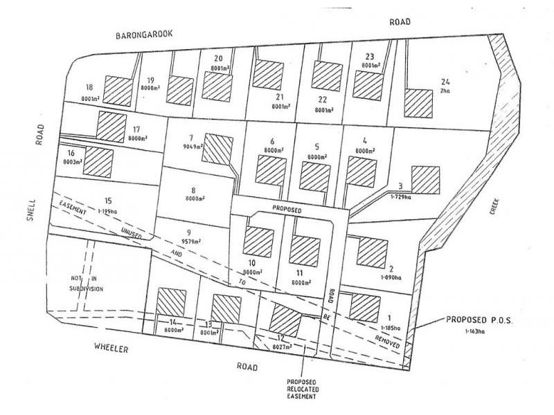 Lot 14 Wheeler Road, Maryknoll VIC 3812