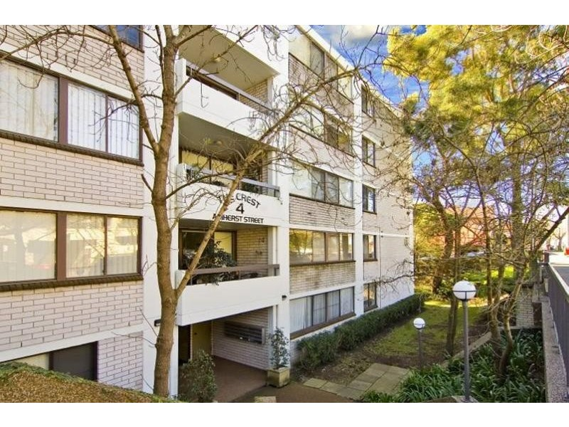 16/4 Amherst Street, Cammeray NSW 2062