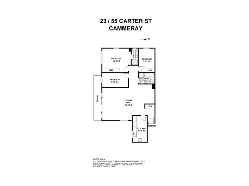 23/55 Carter Street, Cammeray NSW 2062