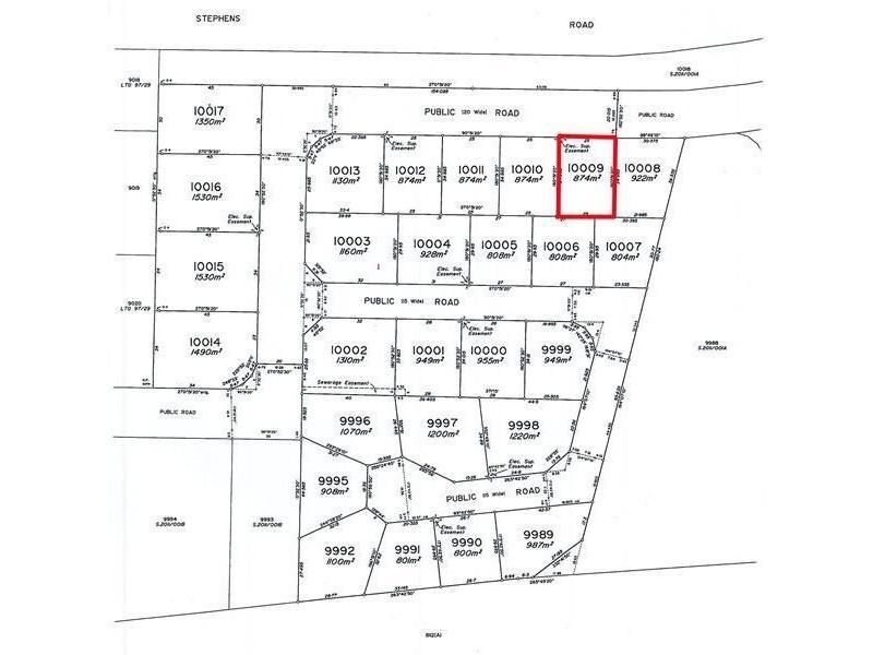 Lot 10009, 33 IRRAMPENYE STREET, Mount Johns NT 0870