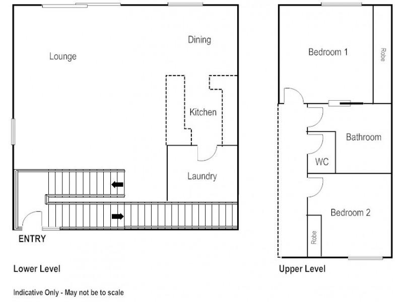 3/2 MARIAE PLACE, Sadadeen NT 0870 Floorplan