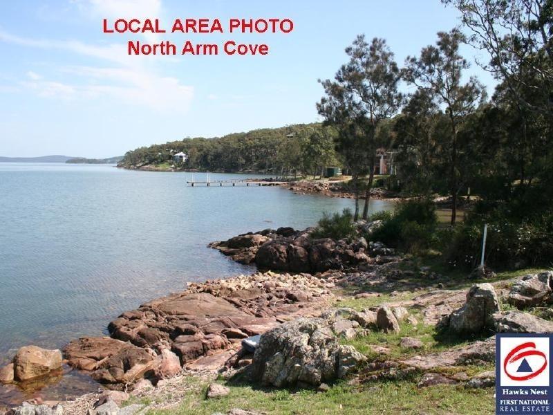 Lot 2375 + Ulmarra Crescent, North Arm Cove NSW 2324