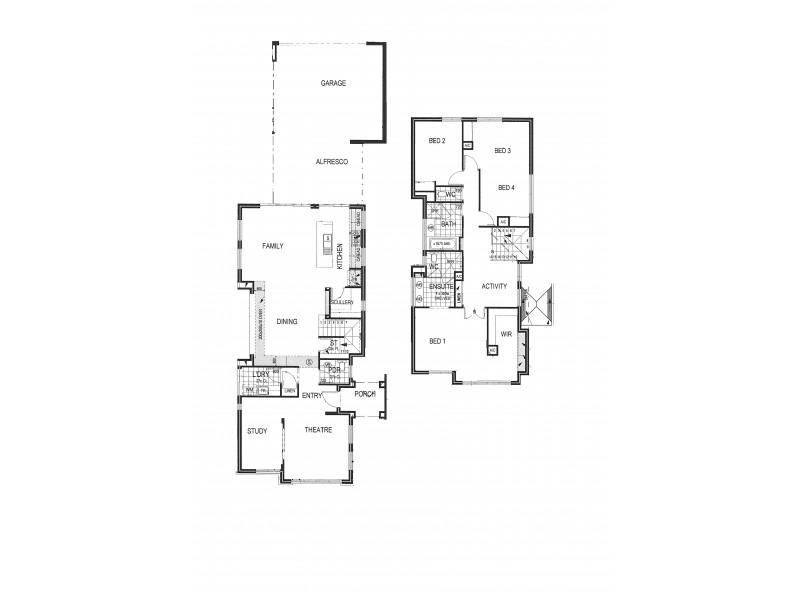 35 Burlington Drive, Baldivis WA 6171 Floorplan