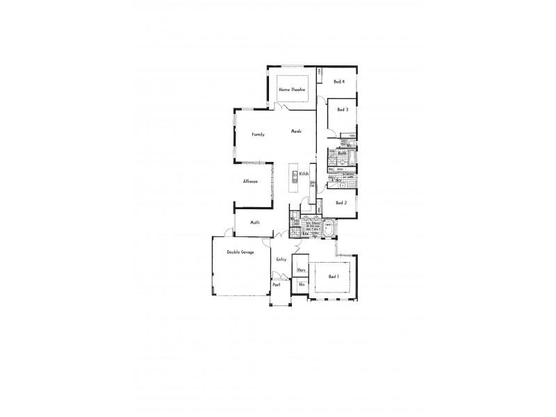 7 Evandale Road, Darch WA 6065 Floorplan