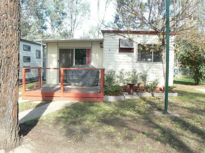 Lot 4, Cabin 4 Horseshoe Lagoon Caravan Park, Moama NSW 2731