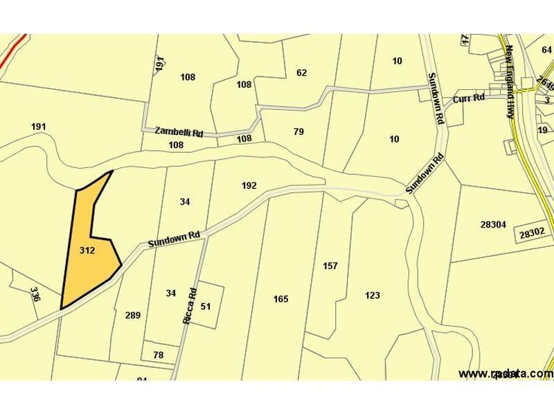 Lot 1 Sundown Road, Ballandean QLD 4382
