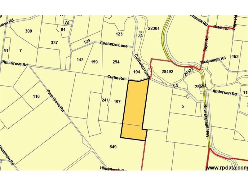 Lot 21 Curtin Road, Ballandean QLD 4382