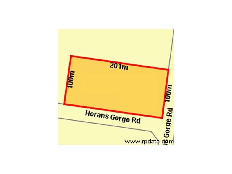 Lot 1 Horans Gorge Road, Ballandean QLD 4382