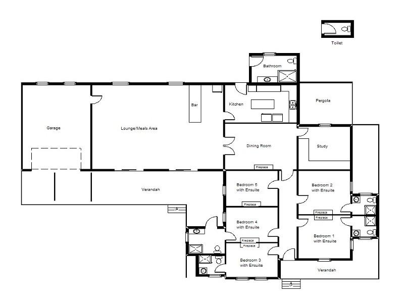 51 Klingner Road, Jamestown SA 5491 Floorplan