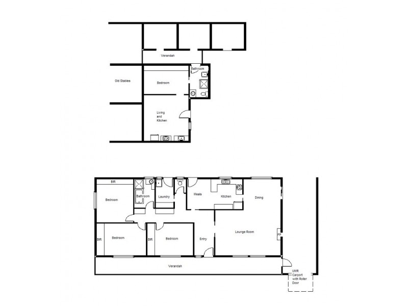 28 Stokes Terrace, Port Augusta West SA 5700 Floorplan
