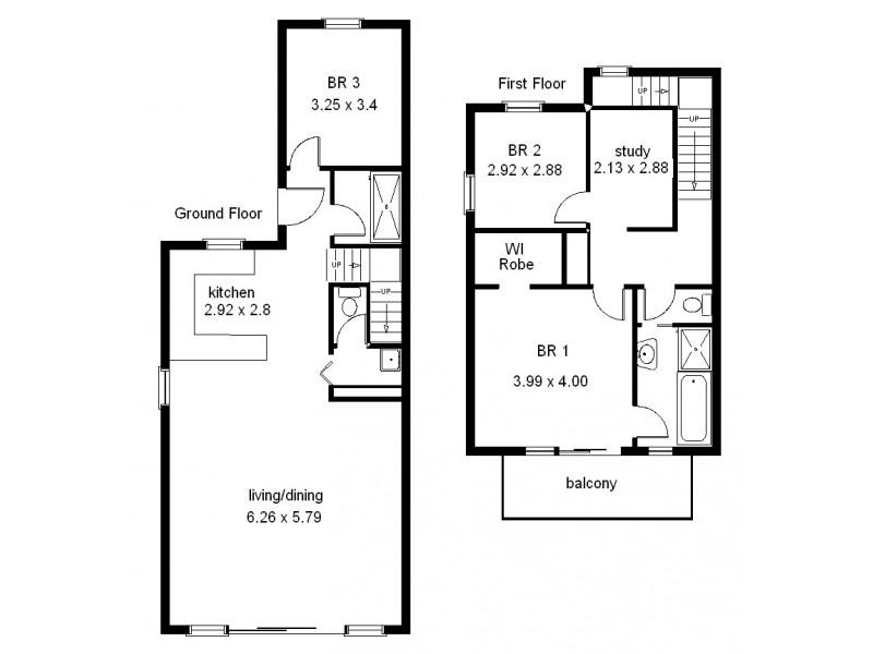 14 Western Beach Estate Road, Port Augusta West SA 5700 Floorplan