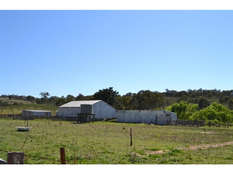 1016 Dougherty's Junction Road, Pyramul NSW 2850