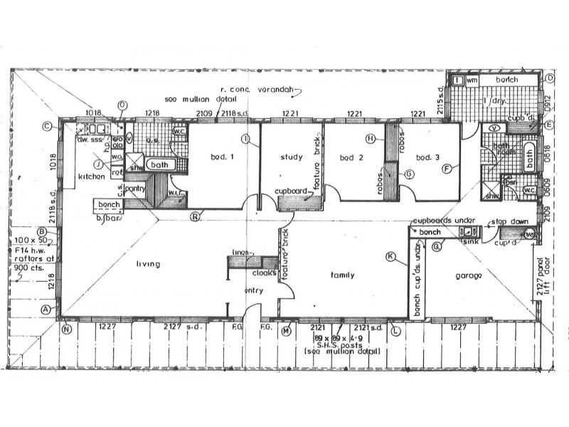 Lot 52 Foxs Lane, Tyagarah NSW 2481 Floorplan