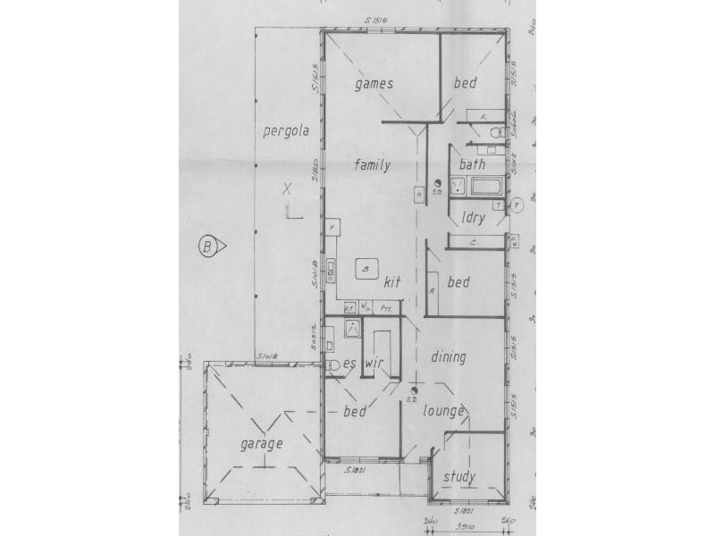 29 Henderson Street, Ararat VIC 3377 Floorplan