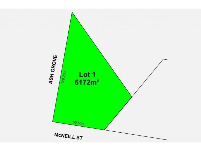 Lot 1,  Corner Ash Grove & McNeill Street, Ararat VIC 3377