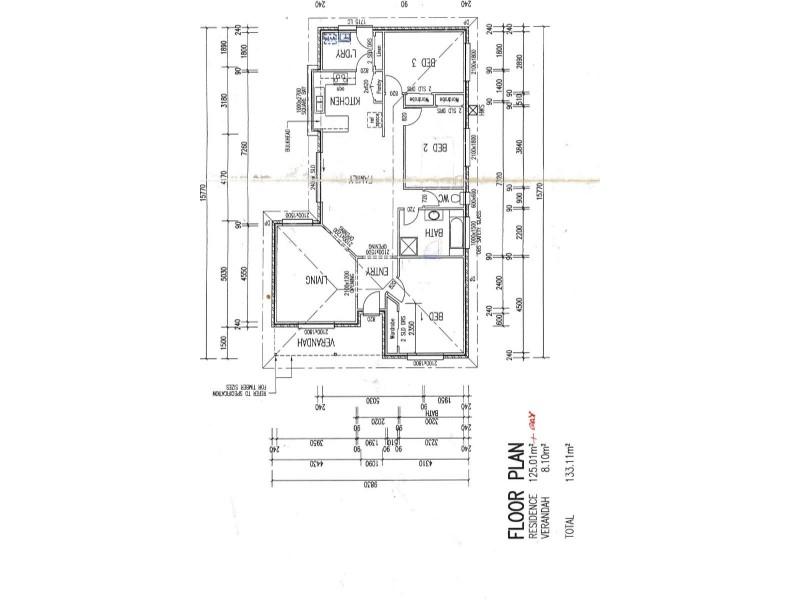 375 Barkly Street, Ararat VIC 3377 Floorplan