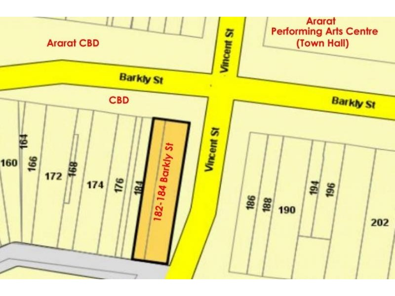 184 Barkly Street, Ararat VIC 3377