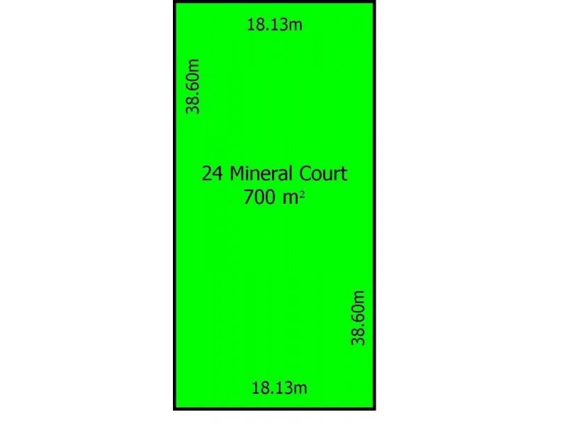Lot 24,  Mineral Court, Big Hill VIC 3555